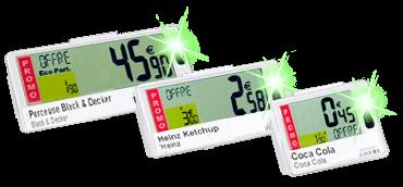 Halfautomatisch prijskaartje SmartTAG flash